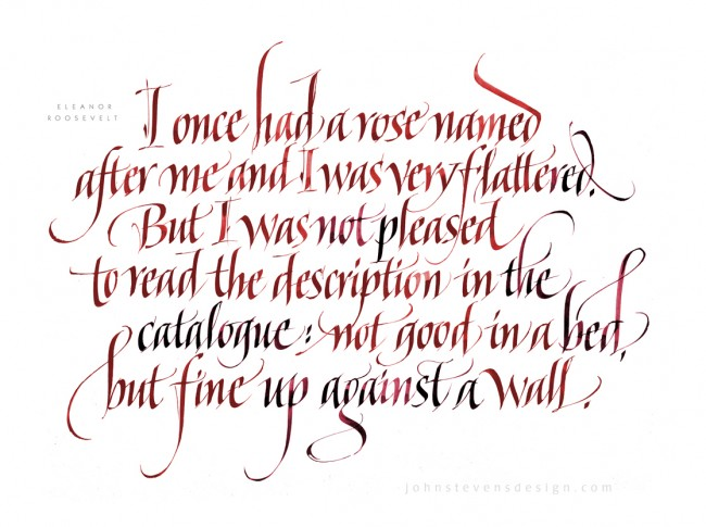 quotes written in calligraphy - photo #17