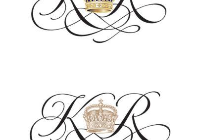 KR Monogram