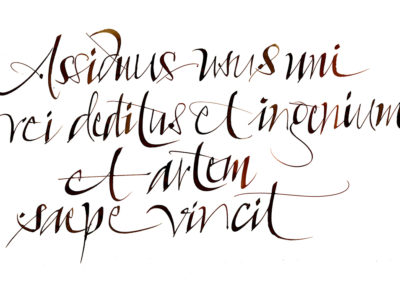 Latin -Cicero