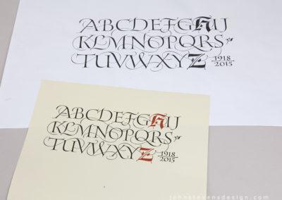 Alphabet HZ