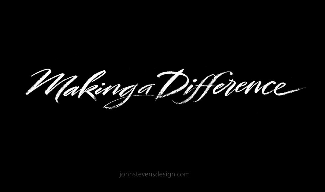 Script Styles – John Stevens Calligraphy