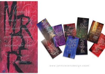 411 Book Artworks