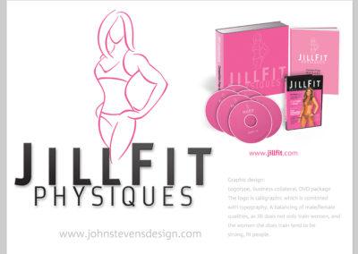 Jill Fit Logo / Package