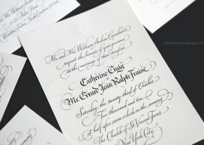Wedding Invite-French