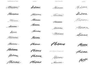 Alluriana-logo-exploratory