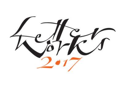 Letter works Logo