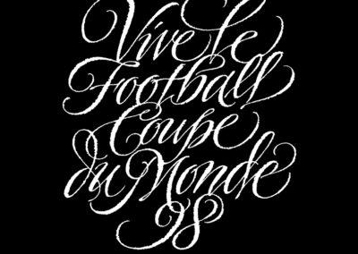 Vive la football Title