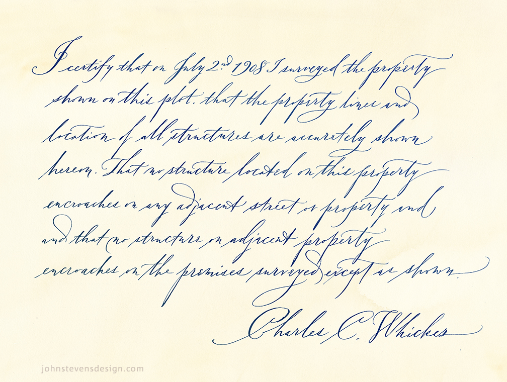 Handwriting styles of calligraphy john stevens calligraphy Handwriting calligraphy